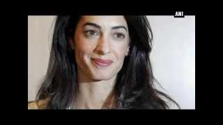 Amal Clooney to teach Human Rights at Columbia Law school in NYC