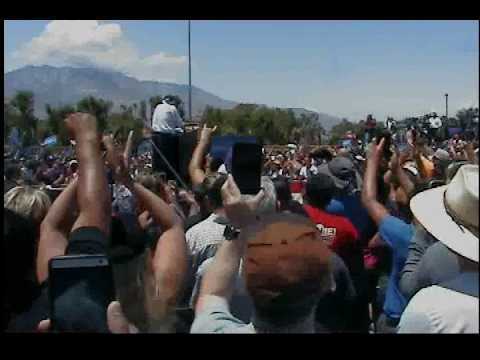 Bernie Sanders Cathedral City California Rally (5-25-16) P13
