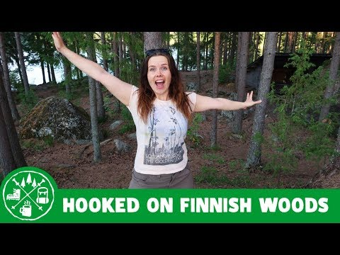 HOOKED ON FINNISH WOODS  // Trip to Finland, part 2