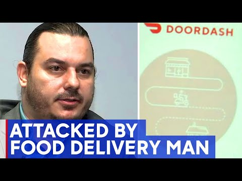 Man Looking For Answers After Violent Attack By DoorDash Driver