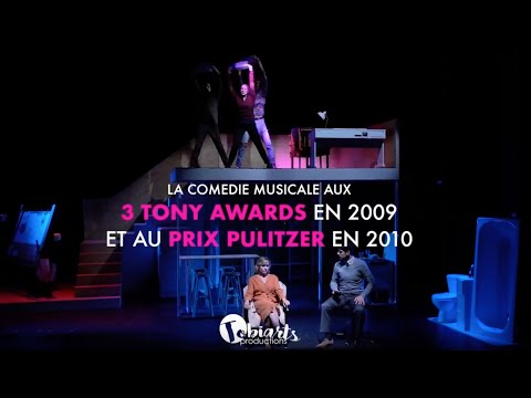 """Next To Normal"" / Trailer officiel - A partir du 27 décembre à Bruxelles"