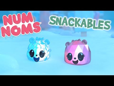 It's Showtime, Cherry Gem Light-Up | Num Noms Snackables | Webisode #8 Season 2