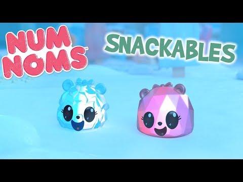It's Showtime, Cherry Gem Light-Up | Num Noms Snackables | Webisode #8 Season 2