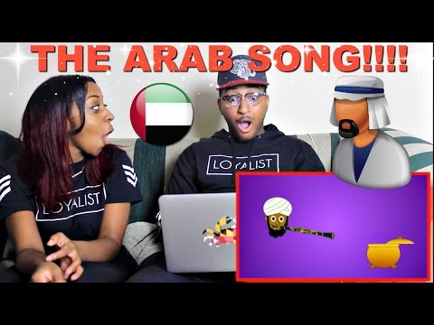 """""""The Arab People Song"""" By ZFLONetwork Reaction!!!"""