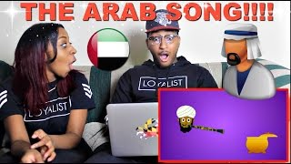"""The Arab People Song"" By ZFLONetwork Reaction!!!"