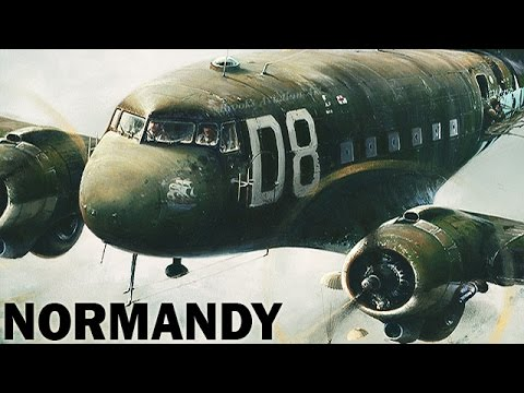 Invasion of Normandy: Airborne Invasion of Fortress Europe | 1944 | World War 2 Documentary
