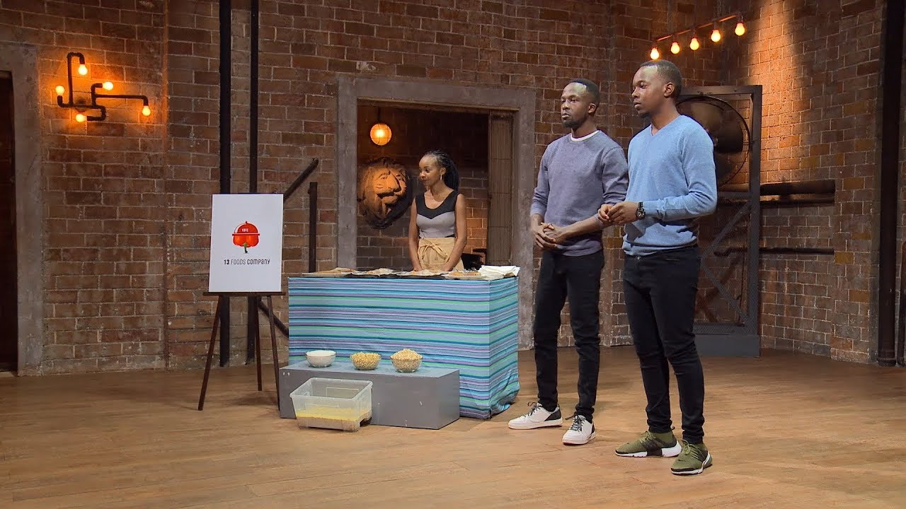 Download 13 FOODS COMPANY Pitch on KCB Lions Den Season 4
