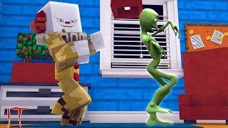 Minecraft - CAN IT THE CLOWN DANCE - El Chombo - Dame Tu Cosita