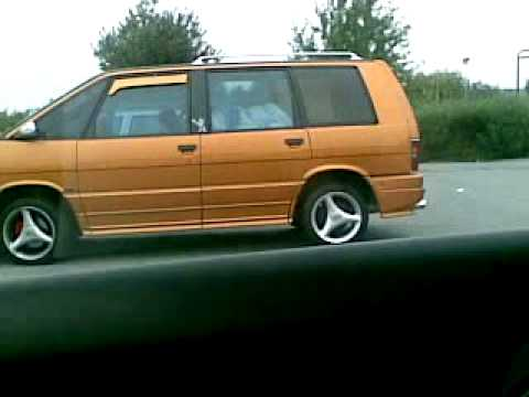 le renault espace tuning youtube. Black Bedroom Furniture Sets. Home Design Ideas