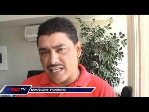 MARLON PUENTE INDIGNADO