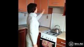 Отзыв о кухне под заказ - Валентина Францевна(, 2016-02-27T08:20:21.000Z)