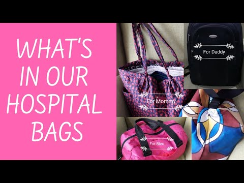 What to Pack in Your Hospital Bag Before Giving Birth