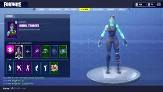 'SOLD' Selling Skull ' Ghoul Trooper Fortnite Account