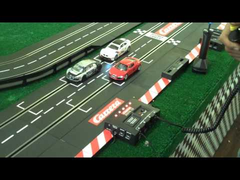 Circuits de voitures/Slot car set