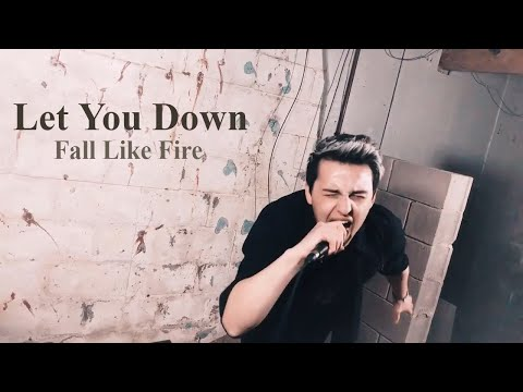 "NF - ""Let You Down"" (Rock Cover By Fall Like Fire)"