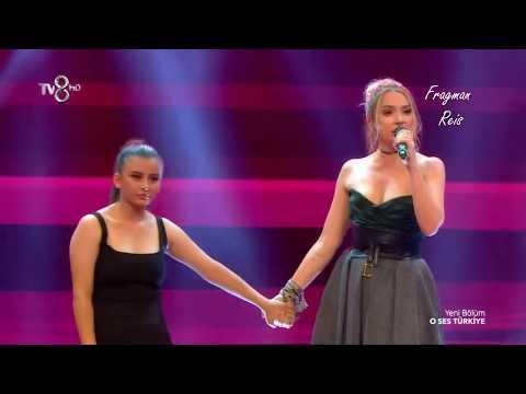 Hadise & Eda - Aşk Dediğin Düet - O Ses Türkiye 7 Ekim 2019
