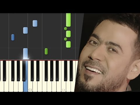 A5iran Galaha | Piano Tutorial | احمد المصلاوي - اخيراً قالها