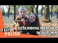 Super Easy Polish 5 - Autumnal weather