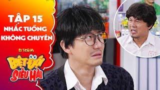 Biệt đội siêu hài | Tập 15 - Tiểu phẩm: Long đẹp trai làm