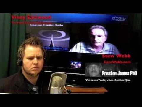 Alien Parasites Control The Whitehouse, Stew Webb, Preston James 172017
