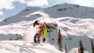 STV 2016 Snow Bikes