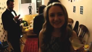 видео Видеосъемка свадьбы в стиле церемонии Оскар