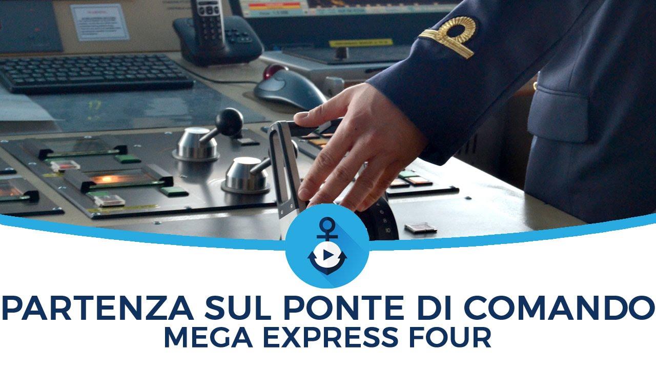 Ponte di comando manovra partenza mega express four for Mega express 2 piscine