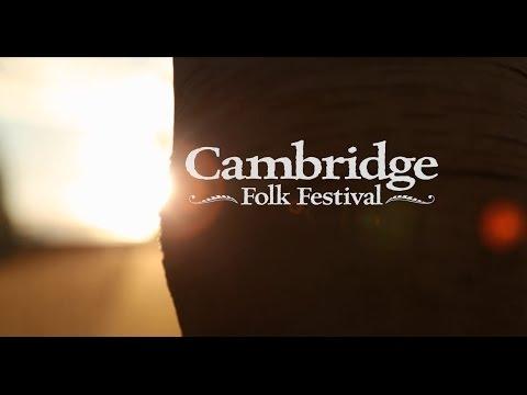 Cambridge Folk Festival 2017 teaser