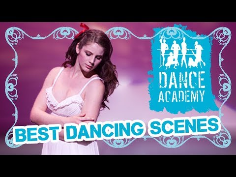 Dance Academy: Tara Dances The Red Shoes | Best Dancing Scenes