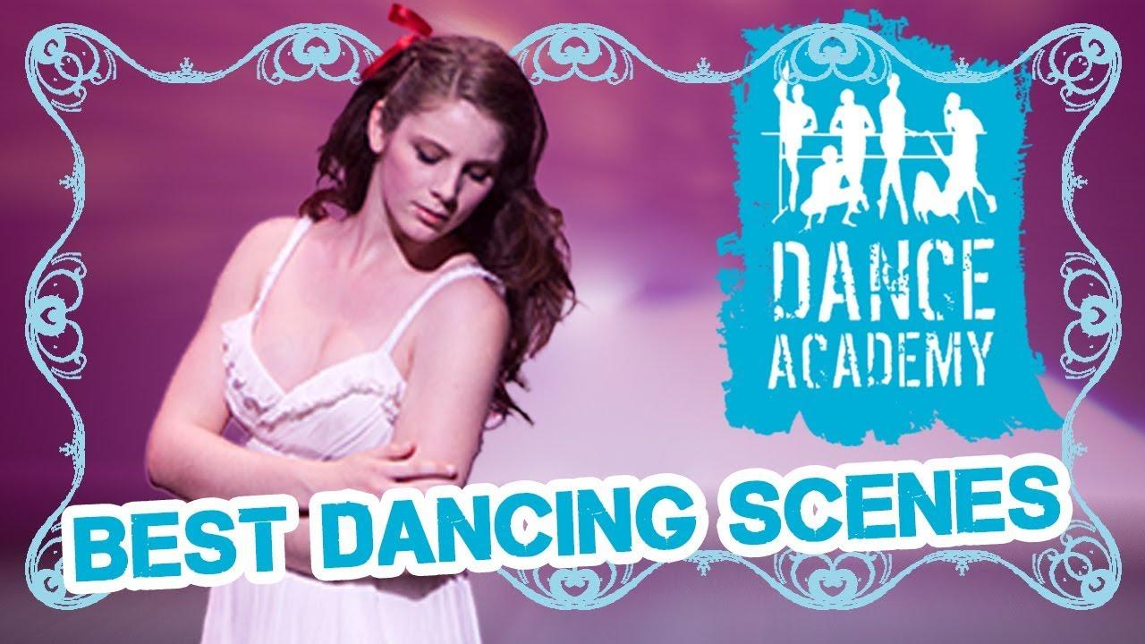 Dance Academy: Tara Dances The Red Shoes | Best Dancing Scenes