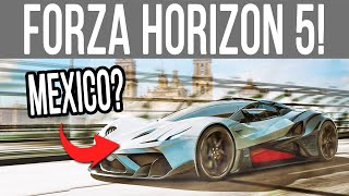 Forza Horizon 5 Mexico 2021: REAL or FAKE?