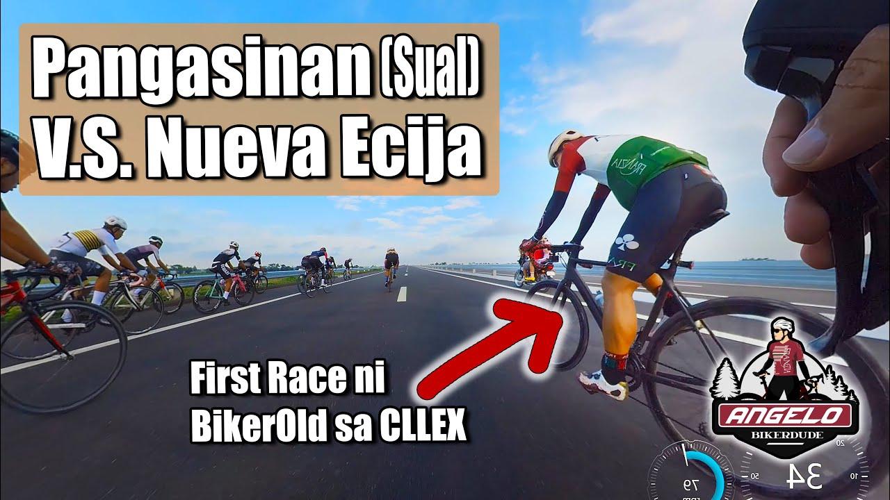 Pangasinan vs Nueva Ecija. First time ni Bikerold Kumarera sa CLLEX (Insta360 One x2 Cam)