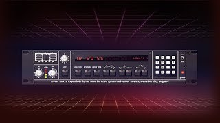 AMS RMX16 Digital Reverb Plug-In Trailer for UAD-2 & Apollo