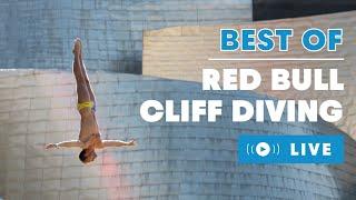Le meilleur de la plongée Red Bull Cliff   Compilation