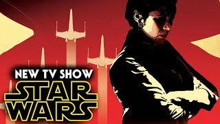 NEW Star Wars TV Show Details! Exciting News (Star Wars News)