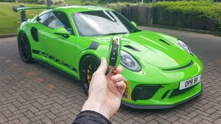 2018 Porsche 991.2 911 GT3 RS: In-Depth Exterior and Interior Tour + Exhaust!
