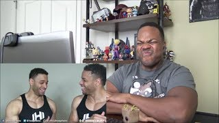 TRY NOT TO LAUGH - HODGETWINS | KEVIN MAKES KEITH LAUGH PART 2 - REACTION!!!
