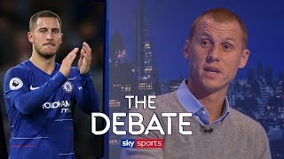 Should Eden Hazard move to Real Madrid or stay at Chelsea? | The Debate | Sidwell, Pearce & Lambert
