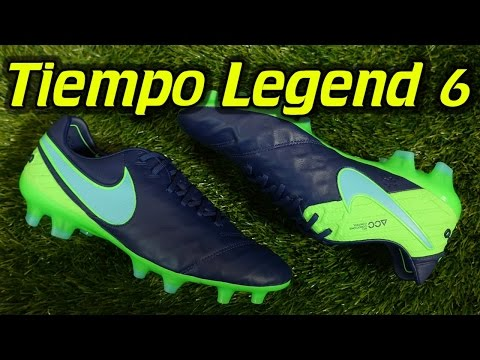 online store cdb03 9e1e5 Nike Tiempo Legend 6 (Floodlights Pack) - Review + On Feet ...