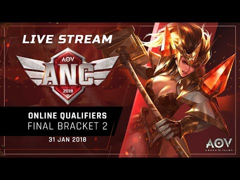 Garena AOV – ANC Online Qualifiers : Final Bracket 2