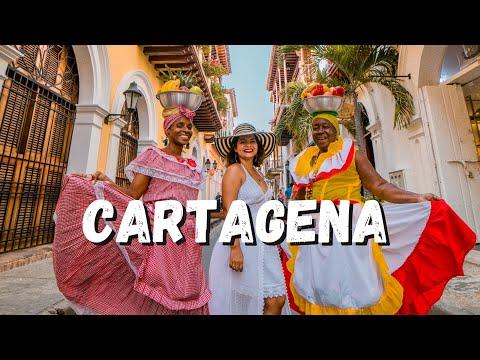 10 Things To Do In CARTAGENA, Colombia | 10 para Hacer en Cartagena 2019