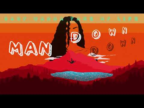 Shakka - Man Down (feat. AlunaGeorge) (Official Lyric Video)