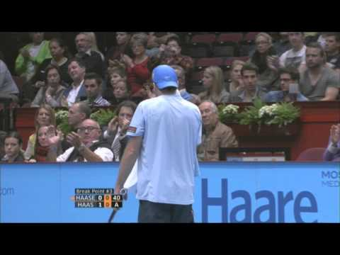Vienna 2013 Final Highlights: Tommy Haas and Robin Haase