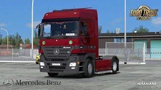 New Mercedes Actros Truck 免费在线视频最佳电影电视节目 Viveos Net