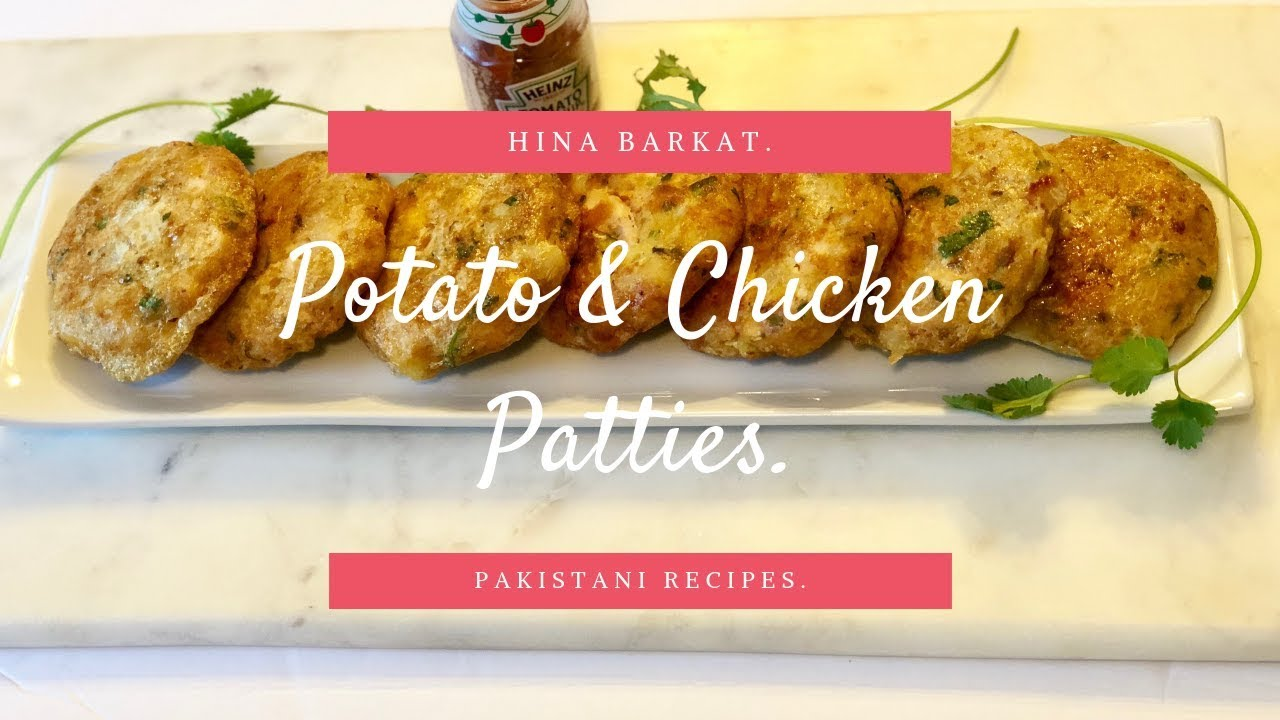 Indian Potato Cakes Recipe