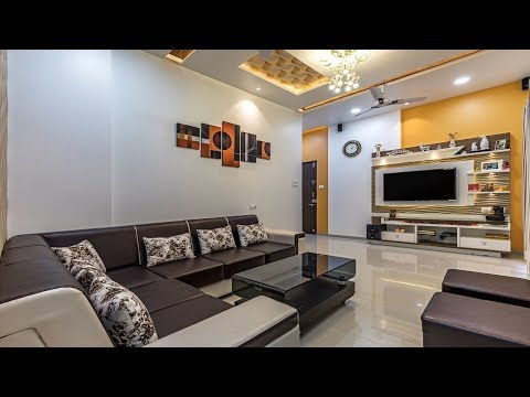 2 BHK Flat Interior Design in Pune | Cost effective design solution | Ravet | Kams Designer Zone