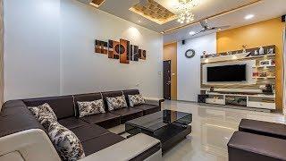 2 BHK Flat Interior Design in Pune | Cost effective design solution | Ravet | Kams Designer Zone
