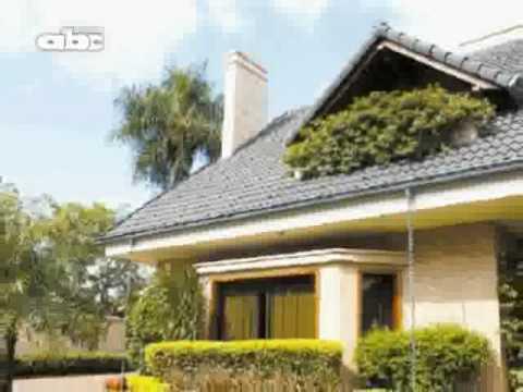 Casa jard n ambientes elegantes y limpios youtube - Jardines de casas ...