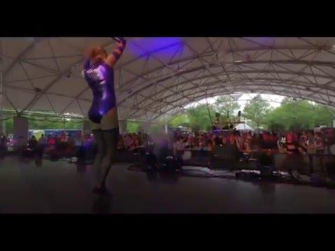 Pulse Performers Adult Dance Team. Fort Wayne Music Festival 2016