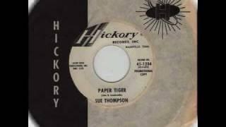 Love Me To Pieces Sue Thompson